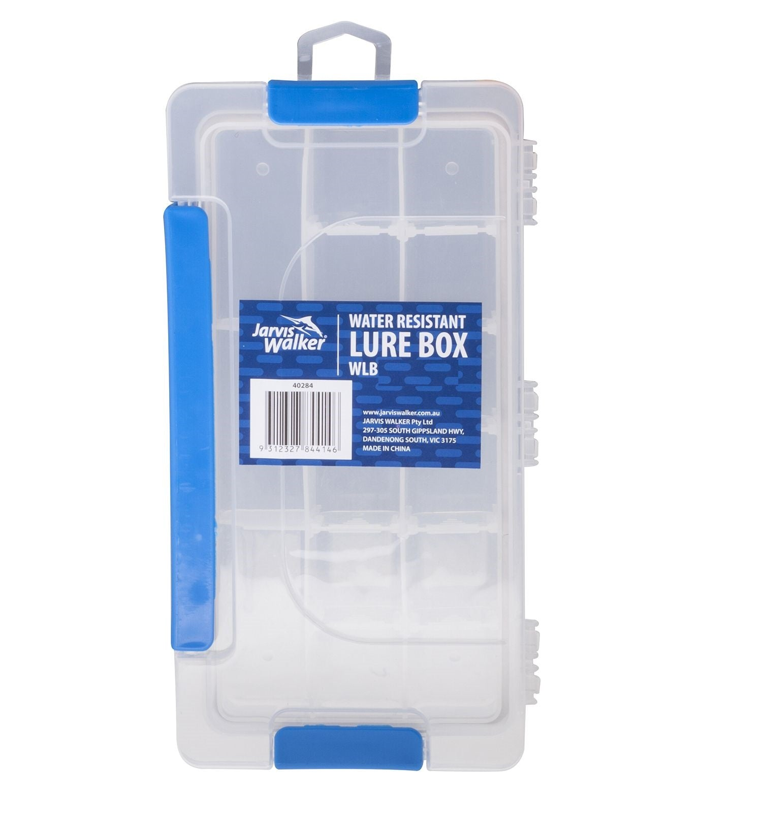 Jarvis Walker Water Resistant Lure Box