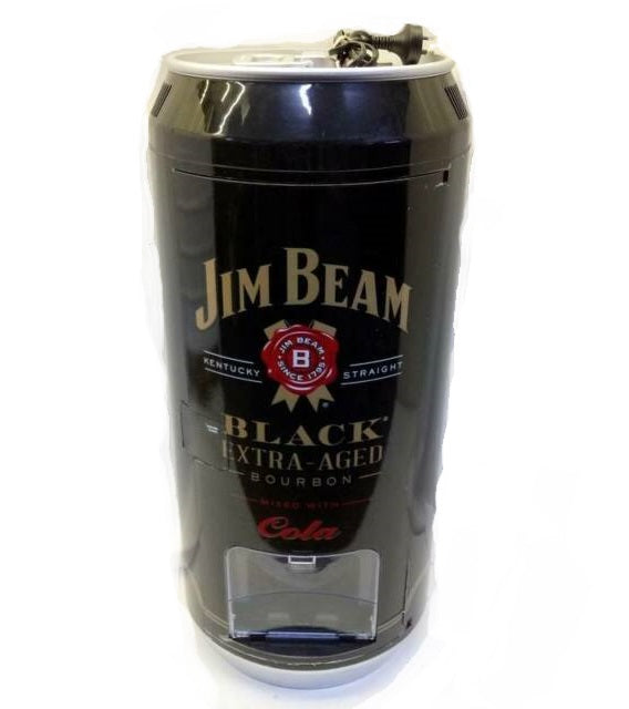 Jim Beam Black Extra Age Can Fridge