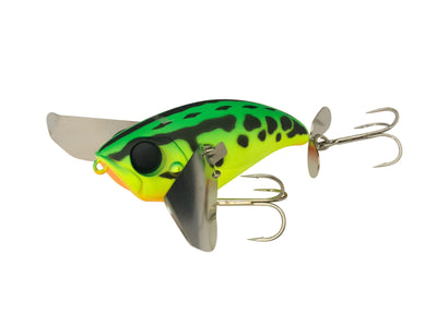 Jackall Pompadour Junior 66mm Topwater Fishing Lure