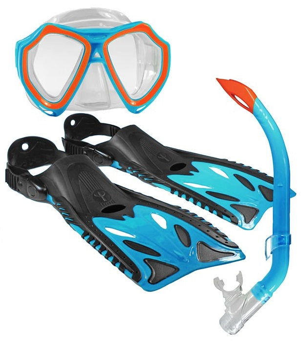 Land and Sea Nipper Child Snorkel Set