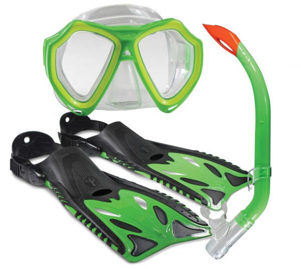 Land and Sea Nipper Junior Snorkel Set