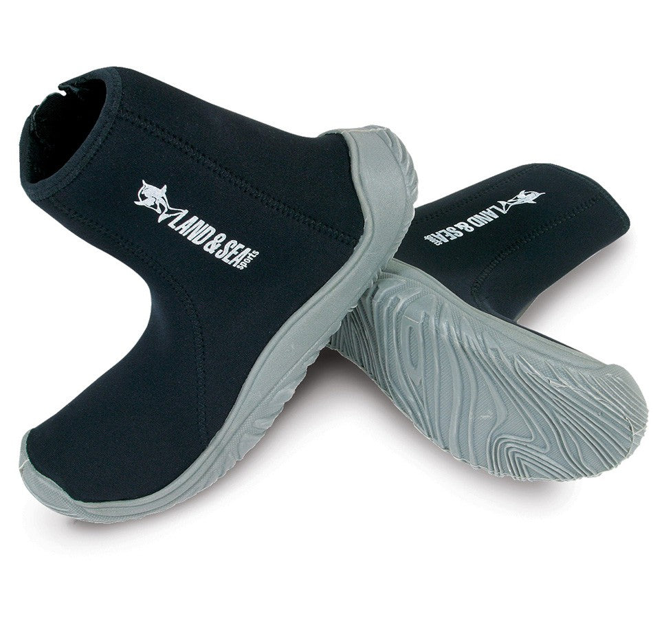 Land and Sea All Rounder 3mm Dive Zip Boot
