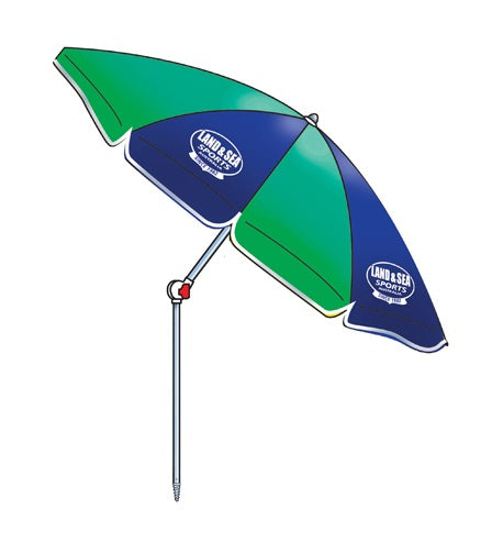 Land and Sea Resort Tilt Beach Umbrella