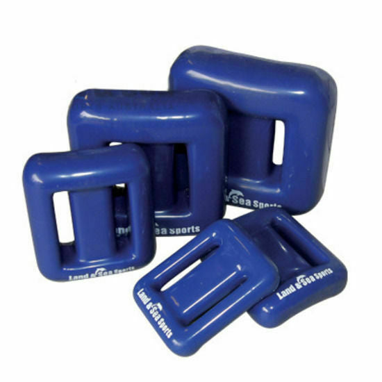 Land and Sea Dive Belt PVC Coated Lead Weights