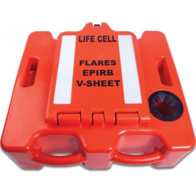 Life Cell Marine Safety Trawlerman Kit - 6 Person