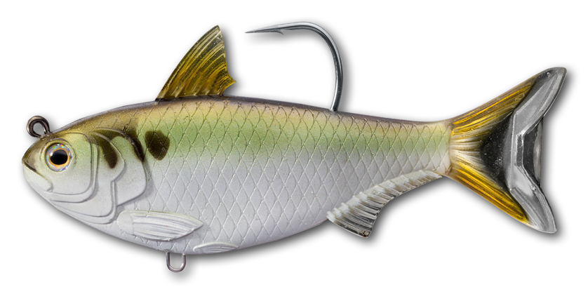 Live Target 4.5 inch Gizzard Shad Swimbait Lure