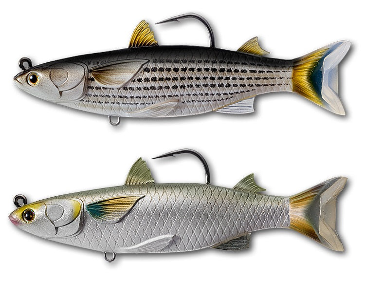 Live Target Mullet Swimbait Lure