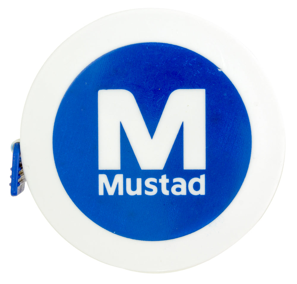 Mustad Blue Measure 1m Band