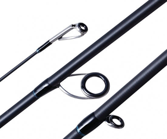NS Black Hole Amped II Spin Rod