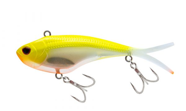Nomad Design Vertrex Max 75mm 11g Soft Vibe Lure