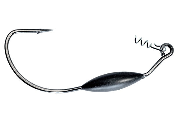 OMTD Swimbait Weighted Weedless Worm Hook
