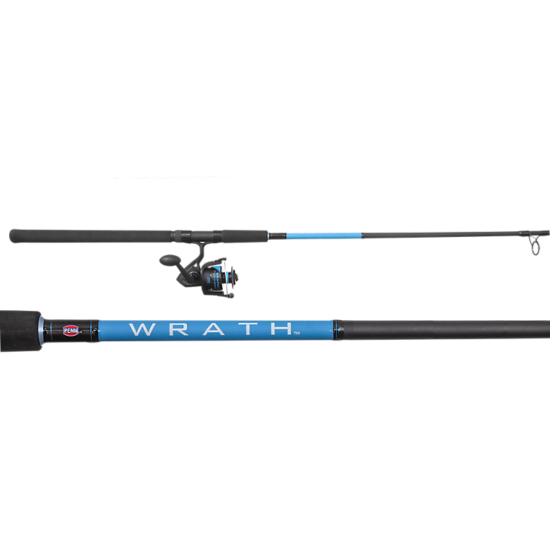 Penn Wrath Fishing Rod and Reel Spinning Combo
