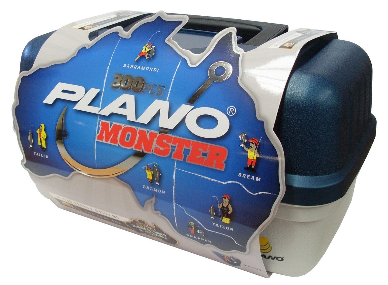Plano Monster Tackle Kit - 300 Pieces