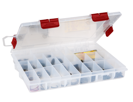 Plano Rustrictor Stowaway Tackle Tray Utility Box