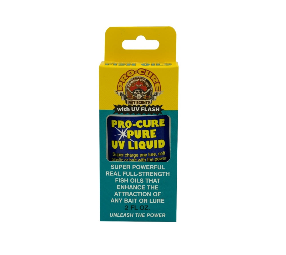 Pro-Cure Pure UV Enhancement Liquid Fluid