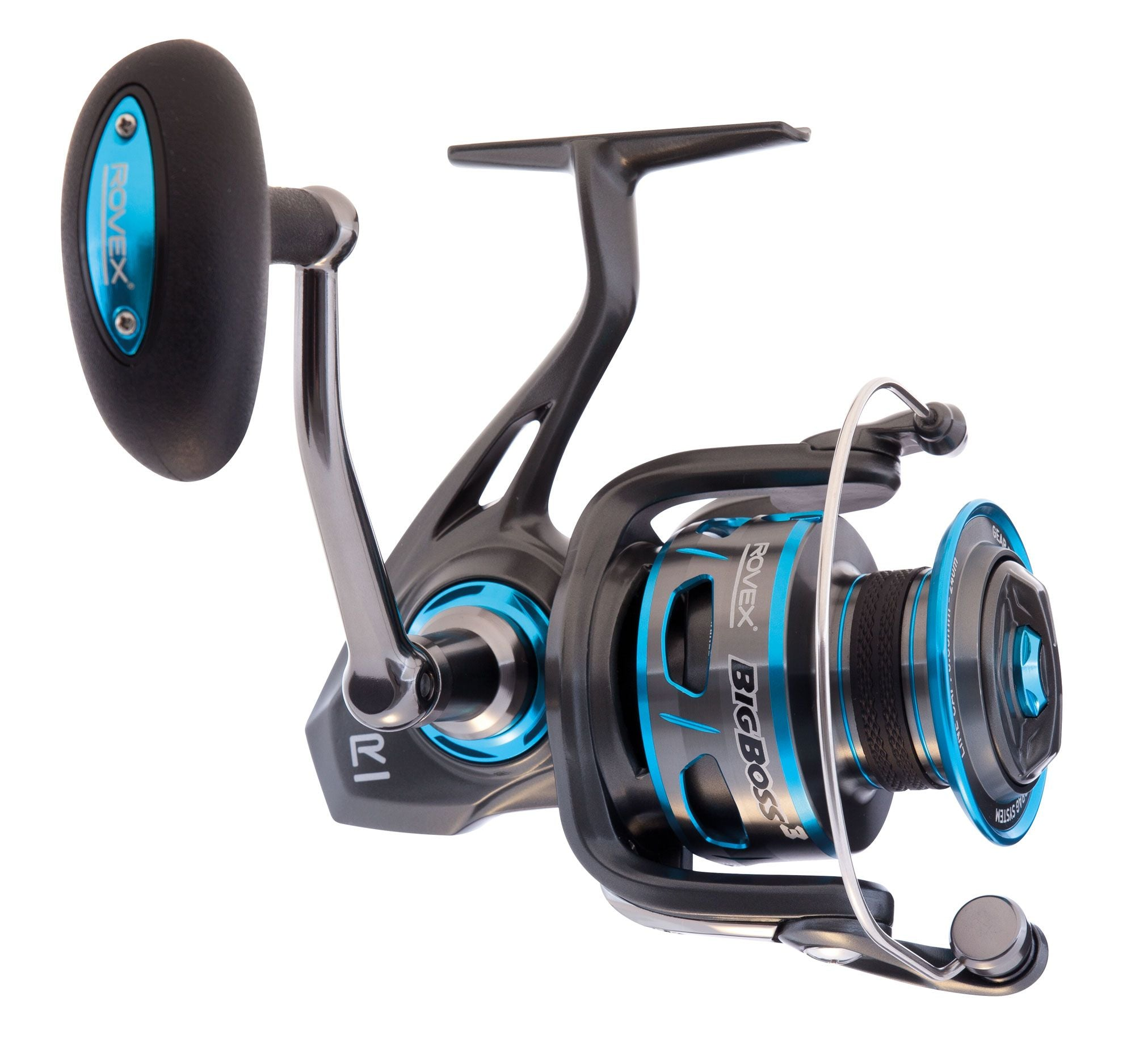 Rovex Big Boss III Spinning Reel