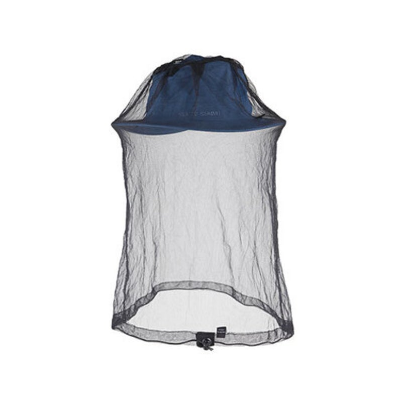 Sea to Summit Mosquito Insect Head Net Black Mesh - AMOSH