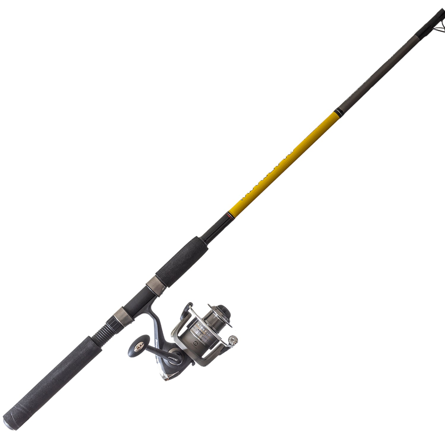 Shakespeare Intrepid Fishing Spin Rod and Reel Combo
