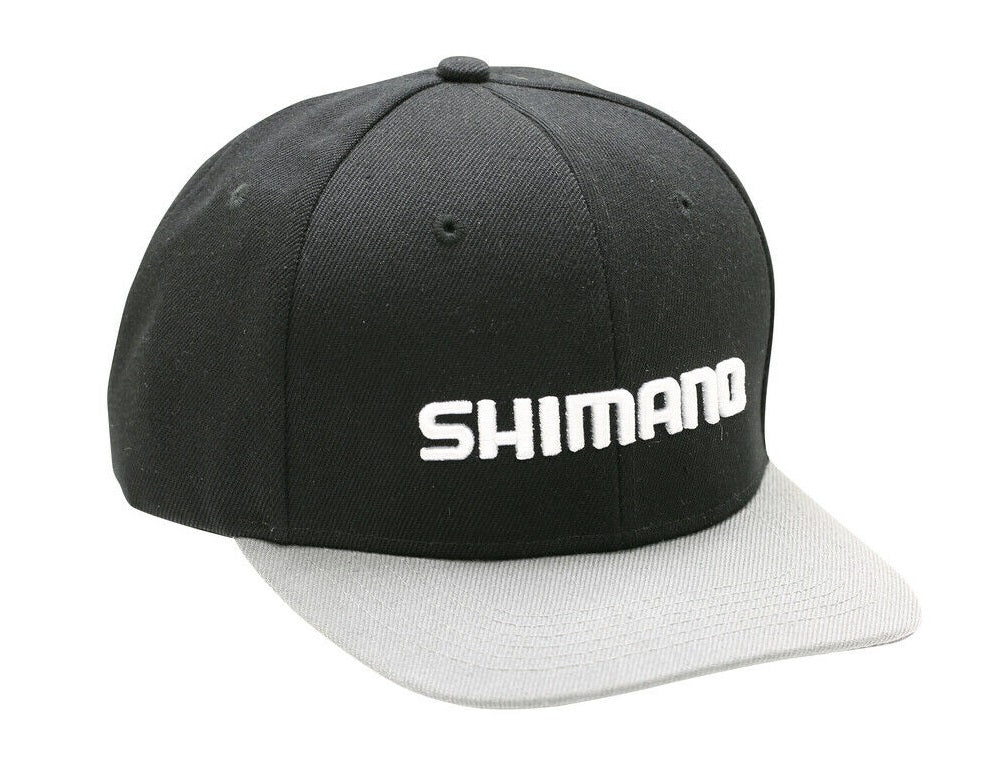 Shimano Kids Flat Peak Corporate Cap