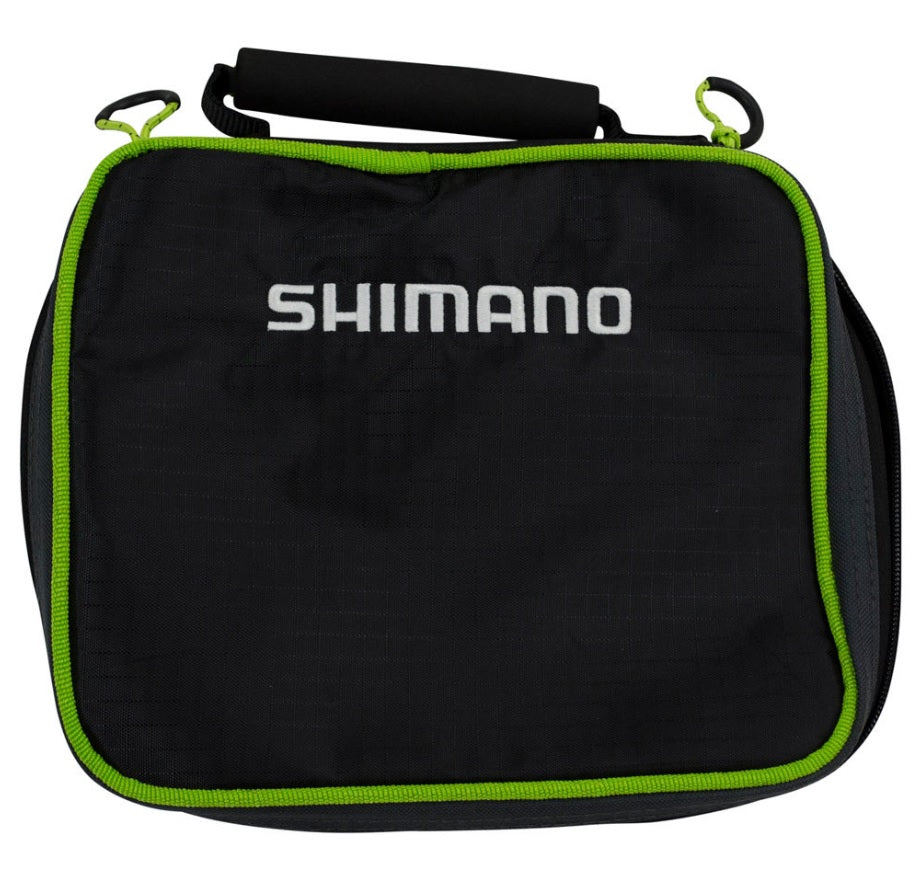 Shimano Soft Plastic Tackle Storage Wallet