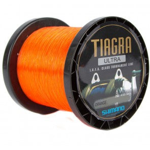 Shimano Tiagra Ultra Orange Mono Fishing Line 1000M