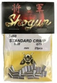 Shogun Standard Aluminium Crimp Pack