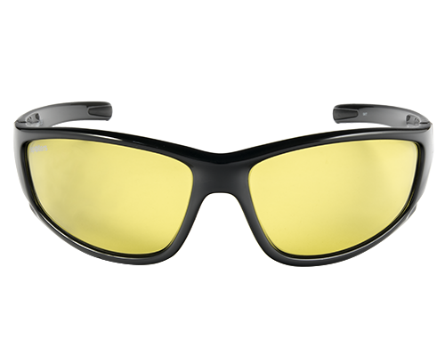 Spotters Cristo Gloss Black Frame Polarised Sunglasses