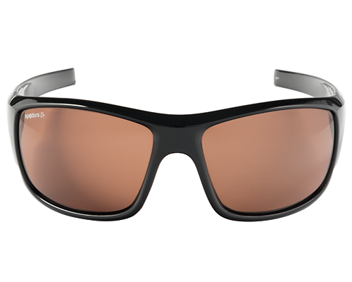 Spotters Droid Gloss Black Frame Polarised Sunglasses
