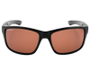Spotters Rebel Gloss Black Frame Polarised Sunglasses