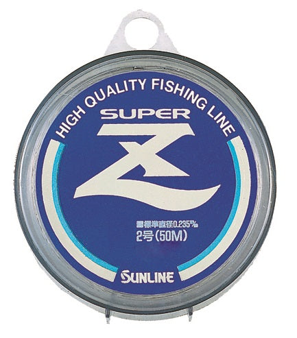 Sunline Super Z Clear Nylon Leader - 50m
