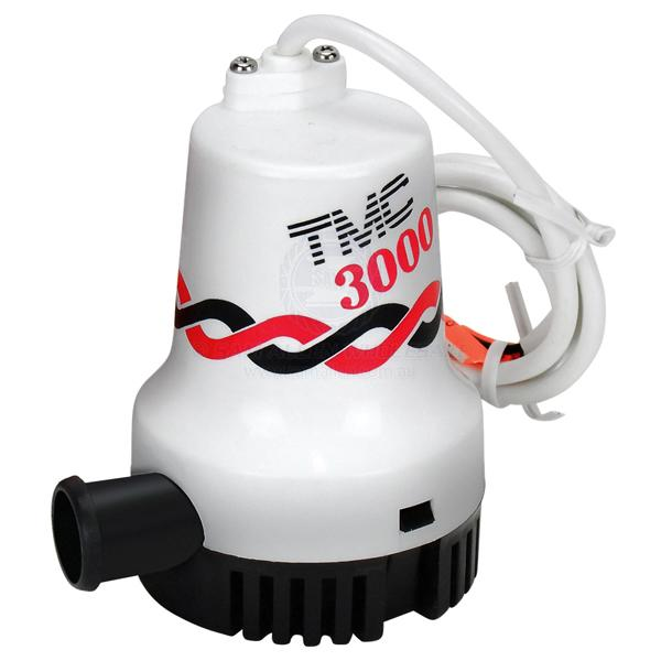 TMC Submersible Bilge Pump 3000GPH - 24V