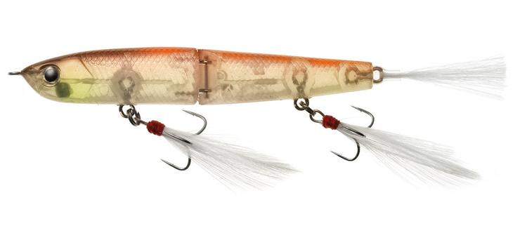 Tiemco Lonesome Sweeper 75mm Suspending Sub Surface Walker Lure