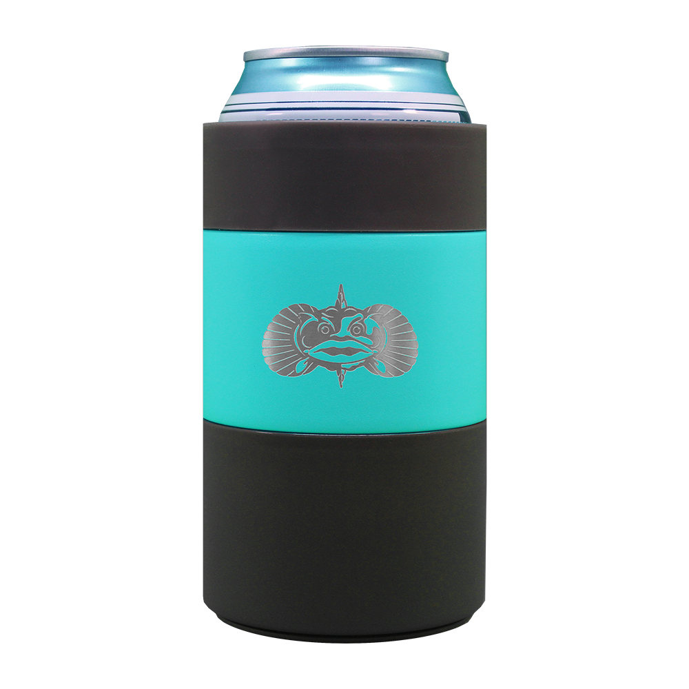 Toadfish Outfitters Non-Tipping Can Cooler Colster Insulated Stubby Holder