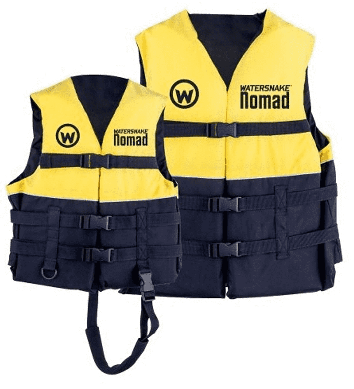 Watersnake Nomad PFD Level 50 Yellow Life Jacket Child