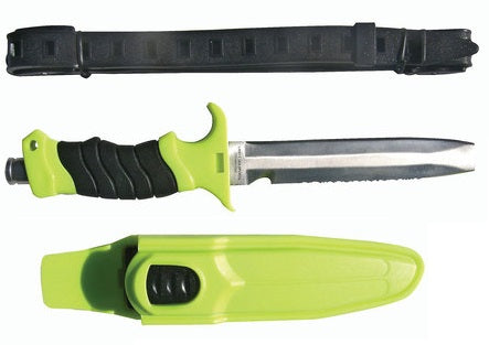 Land and Sea Big Buddy II Abalone Tool Diving Knife - 145mm