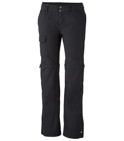 Columbia Silver Ridge Convertible Womens Pants Black