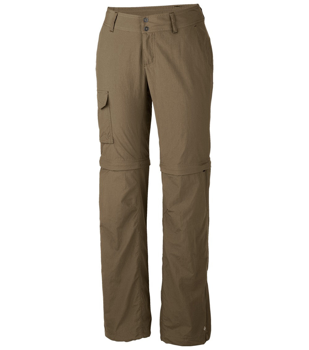 Columbia Silver Ridge Convertible Womens Pants Truffle