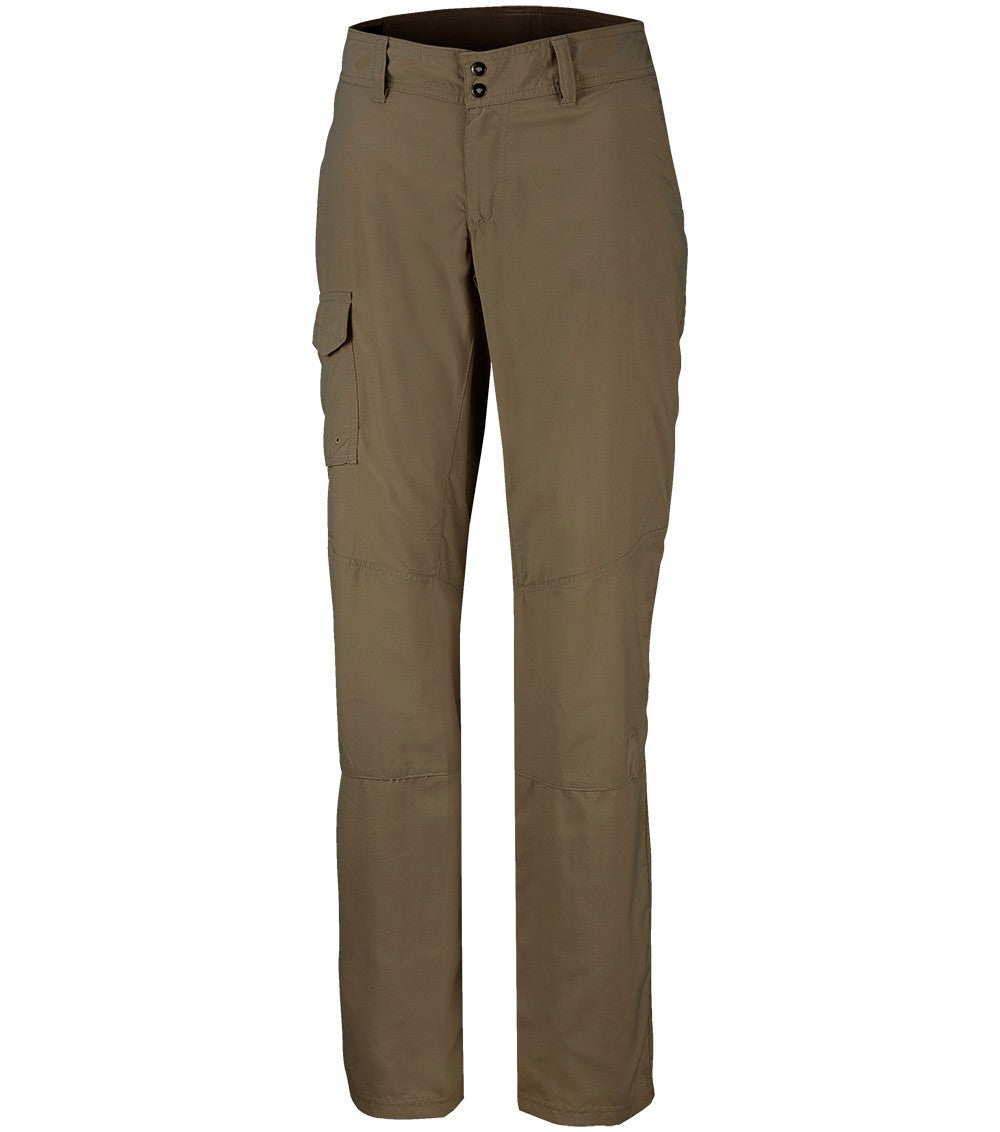 Columbia Silver Ridge Womens Pants Truffle