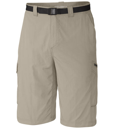 Columbia Silver Ridge Cargo Mens Shorts Fossil