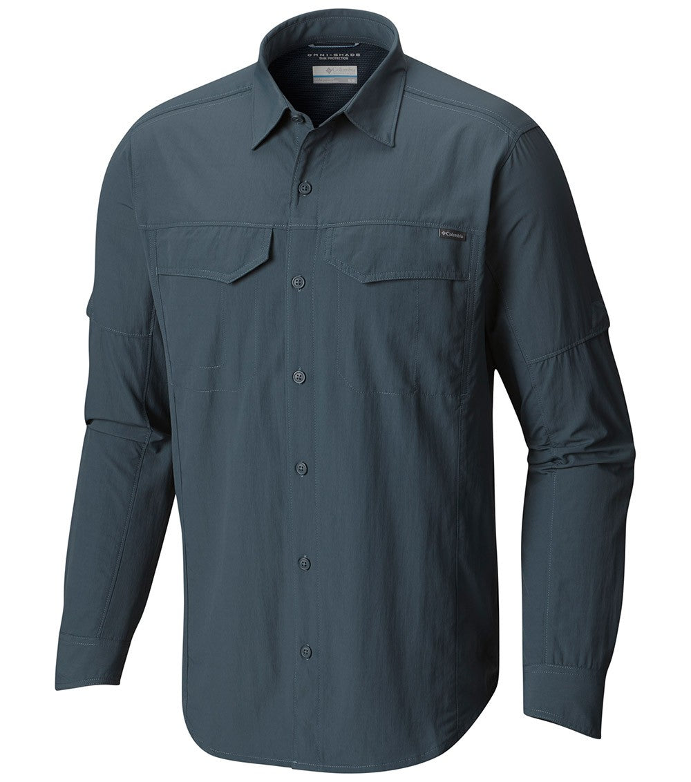 Columbia Silver Ridge Long Sleeve Mens Shirt Mystery