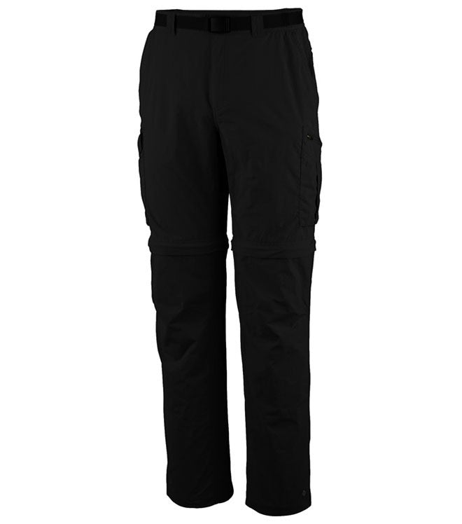 Columbia Silver Ridge Convertible Mens Pants Black