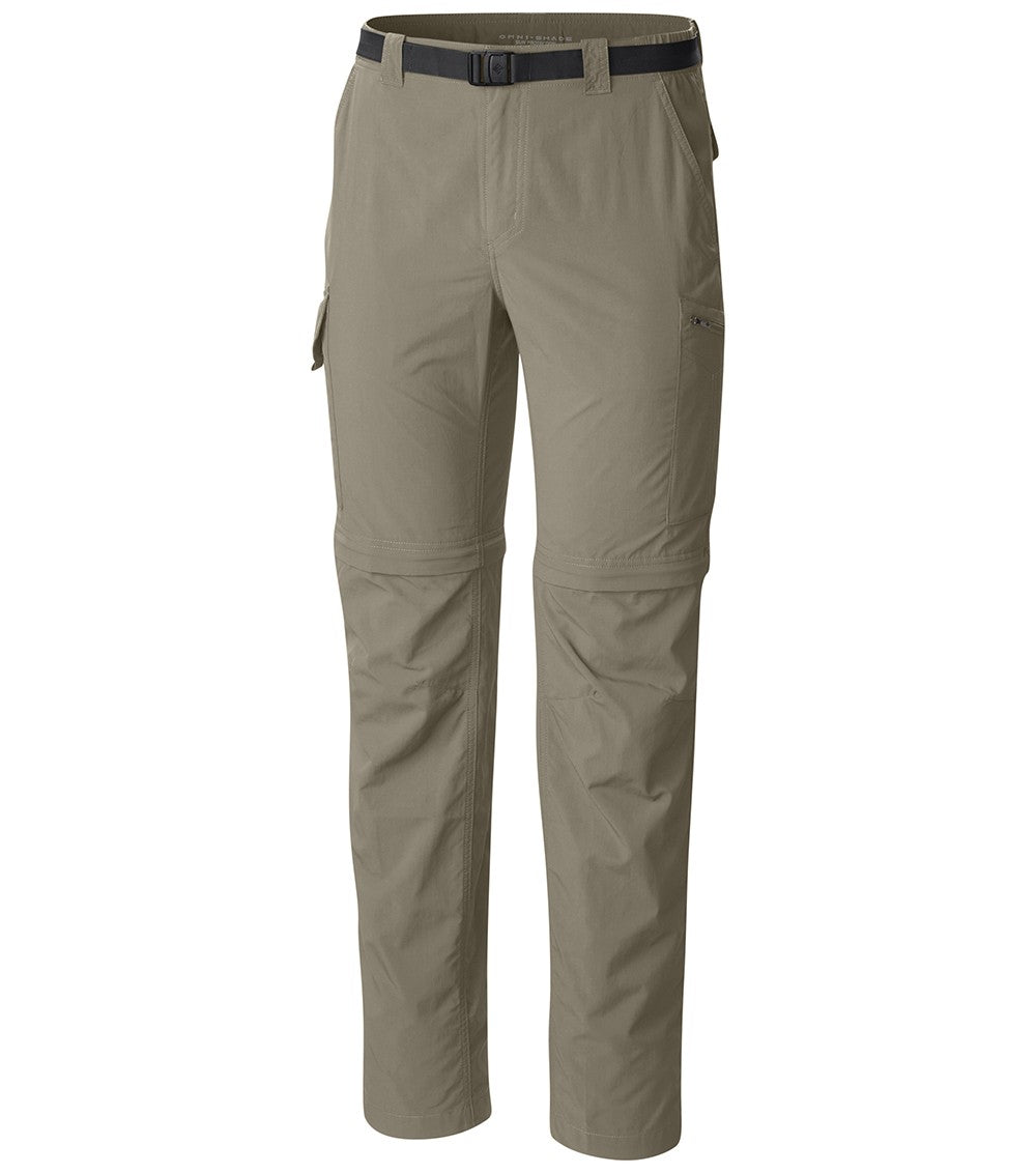 Columbia Silver Ridge Convertible Mens Pants Tusk