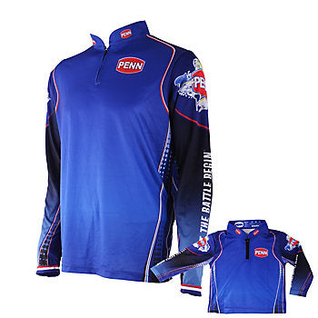 Penn Performance Long Sleeve Pro Tech Jersey
