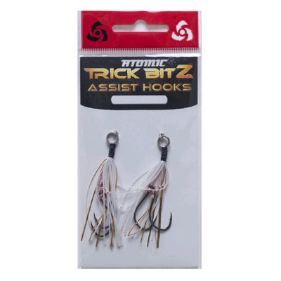 Atomic Trick Bitz Assist Hook #01 - White Gold