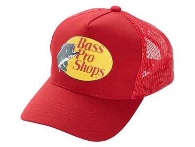 Bass Pro Shops Trucker Hat Mesh Cap