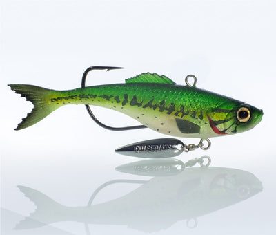 Chasebaits Rip Snorter 125mm 29g Soft Vibe Lure