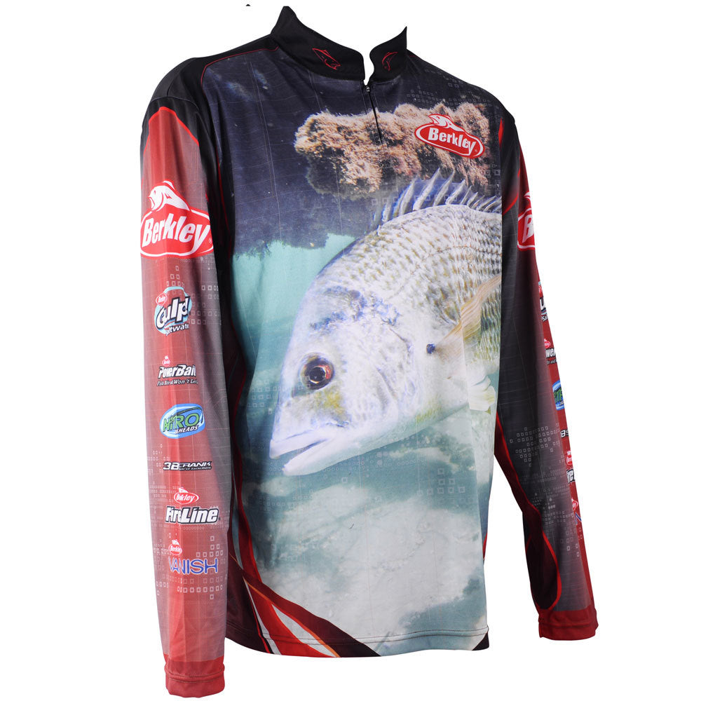 Berkley Bream Jersey Kids Fishing Shirt
