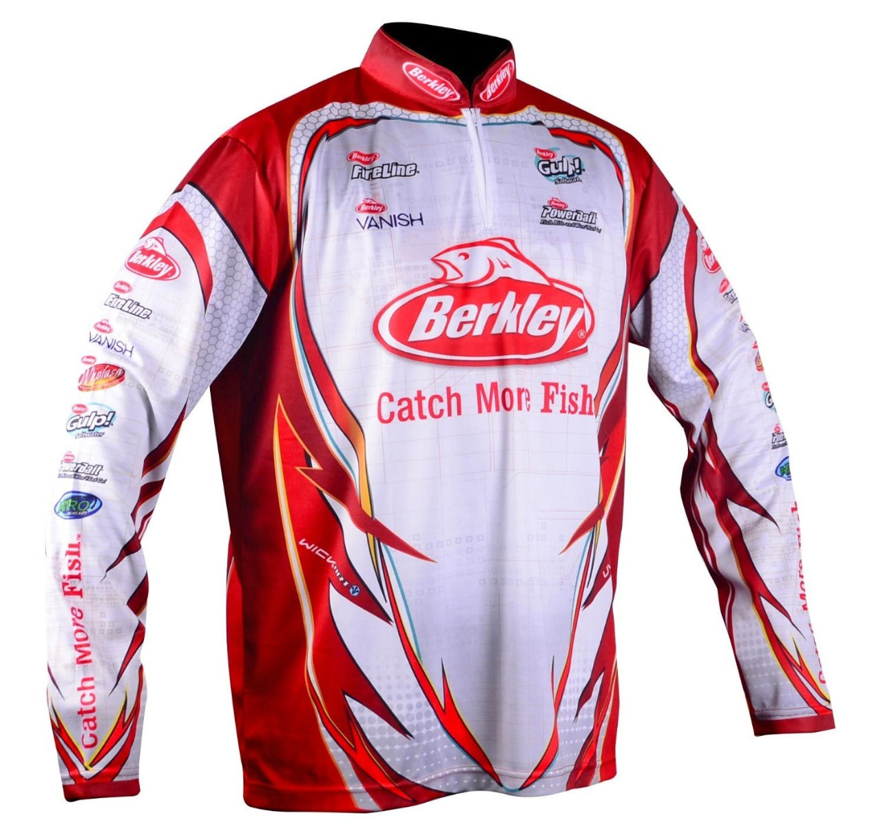 Berkley Pro Long Sleeve UPF 30+ Fishing Shirt