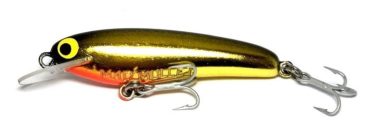 Lively Lures Mad Mullet 2.5 inch Shallow Hard Body Lure