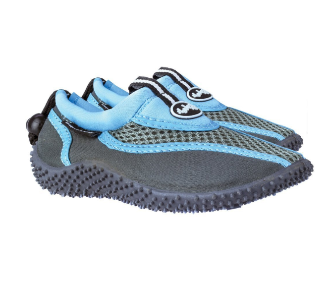 Land & Sea Splash Aqua Blue Kids Shoe